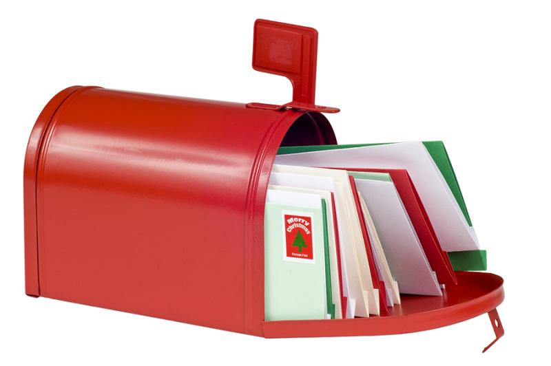 the joy of a client christmas card list - Mailing Christmas Cards